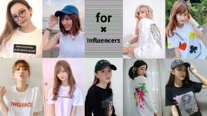 for×Influencers